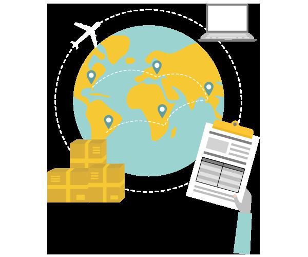 crossborder e-commerce MH direct